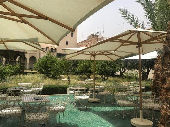 Picture of le jardin secret marrakech for Le jardin secret marrakech