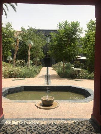 Picture of le jardin secret marrakech for Le jardin secret livre
