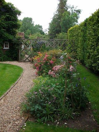 Crondall, UK : Garden