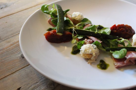 Elst, Países Bajos: Frisse salade