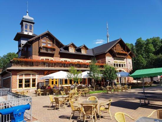 """Loebau, Germany: Hotel und Restaurant auf dem """"Balkon der Oberlausitz"""""""