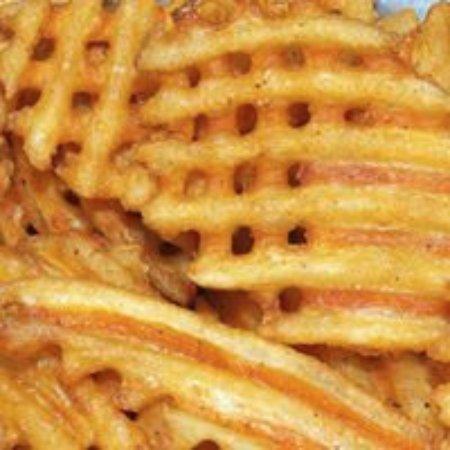 ออสวีโก, นิวยอร์ก: Waffle Fries