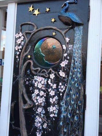 Bellville, OH: Front door, beautiful