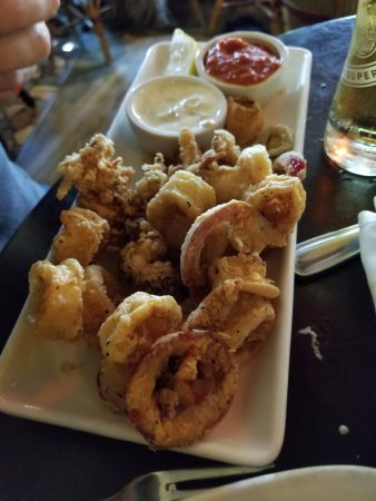 Glastonbury, CT: Calamari