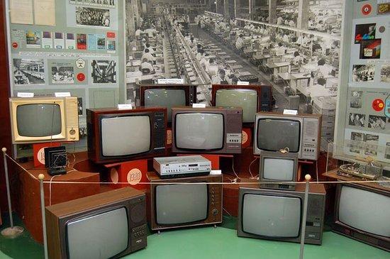 Kyiv Radio Plant History Museum