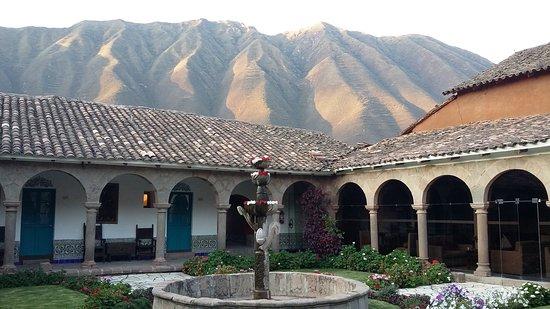 San Agustin Monasterio de la Recoleta Hotel : The monastery and it's amazing surrounding