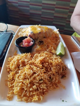 Crestview, FL: Fiesta Lime Chicken