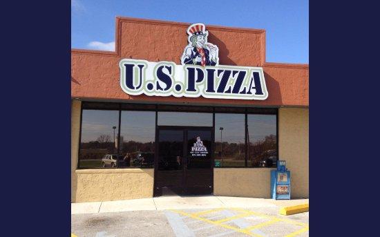Batesville, AR: Front of restaurant