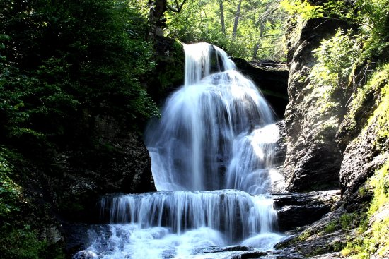 Dingmans Ferry, PA: Dingman's Falls