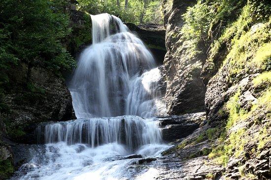 Dingmans Ferry, Pensilvania: Dingman's Falls