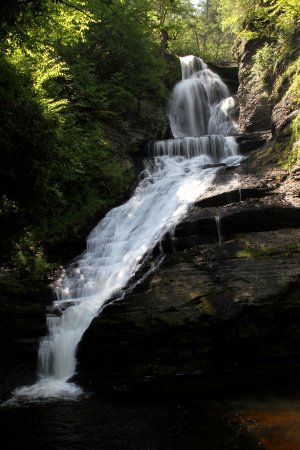Dingmans Ferry, เพนซิลเวเนีย: Dingman's Falls