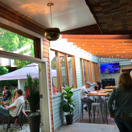 Troy, NY: The bar