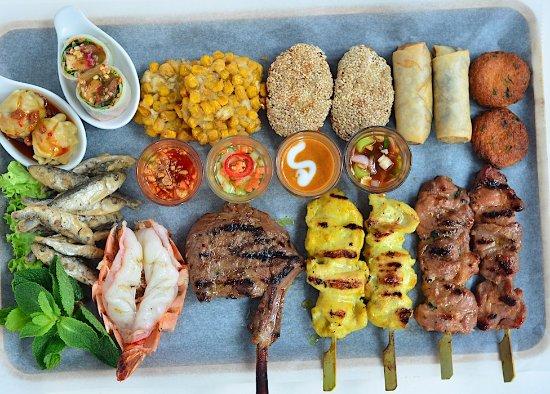 Nat S Thai Food Menu