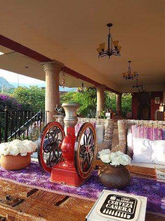 Casa Isabella Hotel Boutique: Lobby