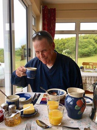 Kilbrittain, Ιρλανδία: Waiting for the FULL IRISH