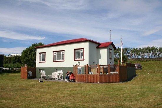 Остров Хризи, Исландия: Eyjakaffi - Brynjólfshús