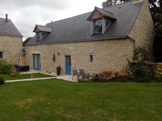 Chambres d'hotes de Calzac Moulin