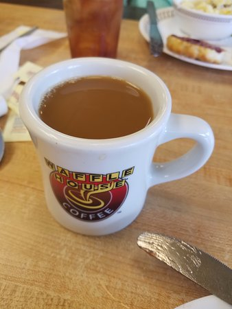 Loxley, AL: fresh coffee