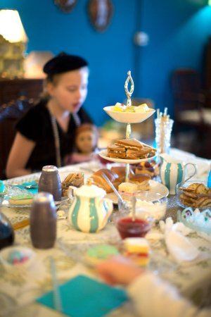 Wheeling, Batı Virjinya: Fun private tea parties!