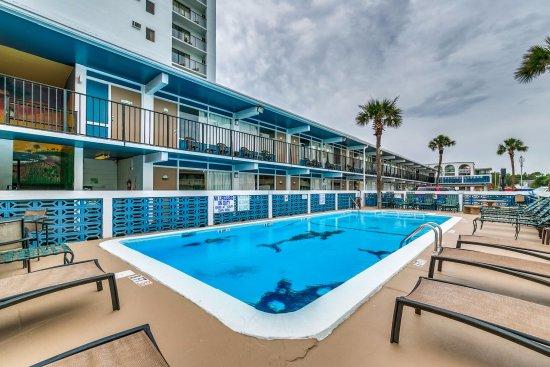 Sea Horn Motel Myrtle Beach Sc