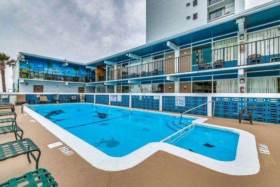 Sea Hawk Motel Myrtle Beach Updated 2018 Prices Reviews Sc Tripadvisor