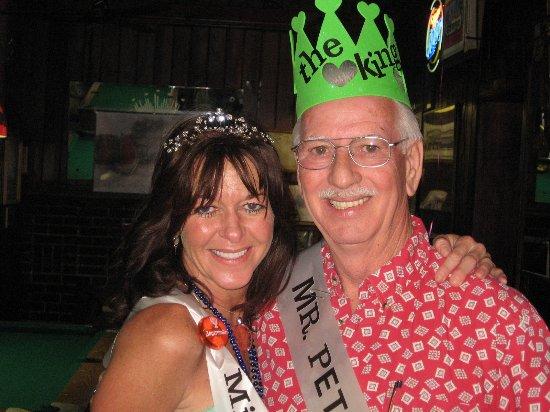 Neptune Beach, FL: 75th nniversary Party 2008
