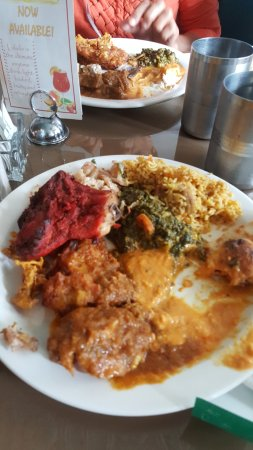Curry kitchen indian restaurant 961 fulton st e in for Atithi indian cuisine mi