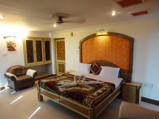 Hotel Taj Plaza: Taj Facing Suite