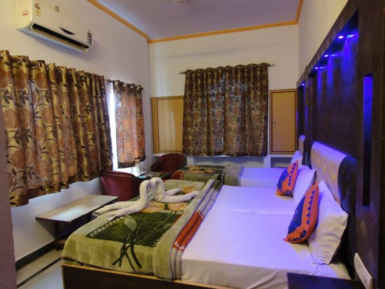Hotel Taj Plaza: Taj Facing Deluxe Room