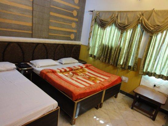 Hotel Taj Plaza: Deluxe A/C Room