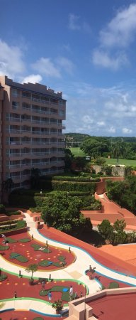 Azul Ixtapa Beach Resort & Convention Center: Muy amplio y bien conservado!