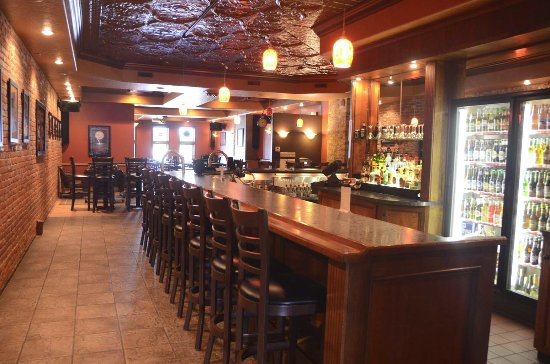 Oelwein, IA: Leo's Generations Lounge - a great place to meet family & friends