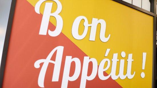 B And B Hotel La Queue En Brie