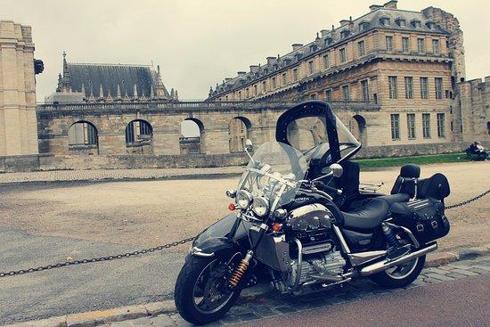 Ivry-sur-Seine, Frankrig: Le side-car  !