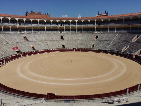 Las Ventas Tour : l'arena