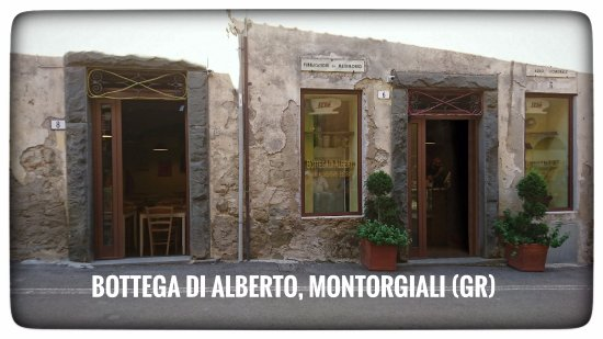 Montorgiali, Italy: Vista esterna