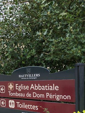 Hautvillers, France: Dom p