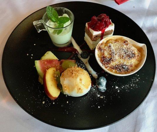 Ried Im Innkreis, Østerrike: Dessertteller