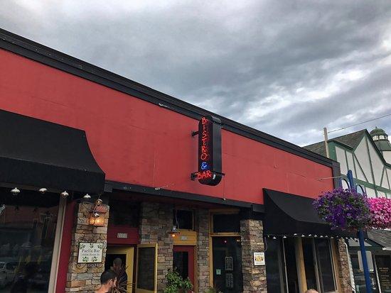 Poulsbo, WA: Entrance