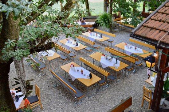 Ried Im Innkreis, Østerrike: Gastgarten