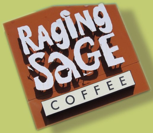 Tubac, AZ: We serve Tucson's Raging Sage Coffee - Organic, House & Decaf