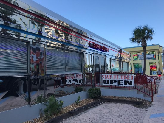 Photo0 Jpg Picture Of Starlite Diner Daytona Beach