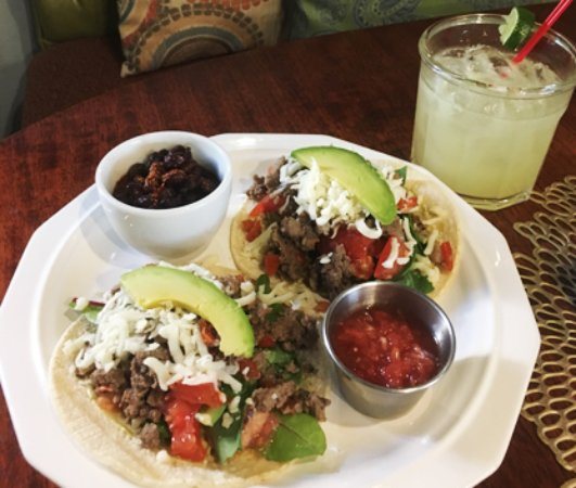 Tubac, AZ: Taco Fridays - Tray a Scratch Classic Margarita!