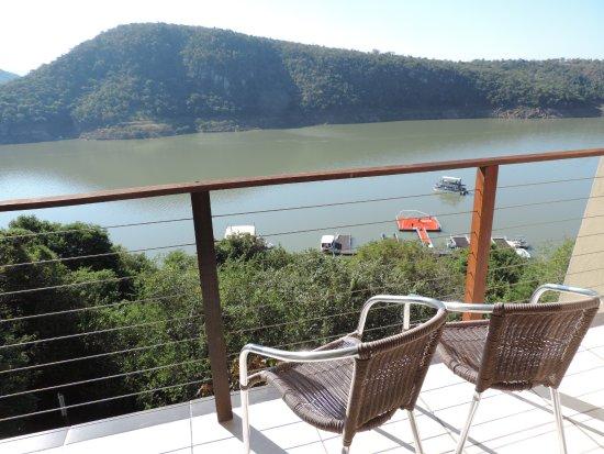 Jozini Tiger Lodge and Spa: Vista do apartamento