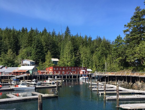 Telegraph Cove, Kanada: photo1.jpg