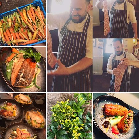 The Kings Arms: Examples of a few dishes from our specials board..