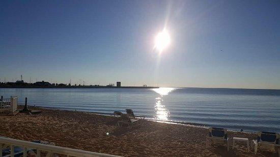 Comfort Inn Lakeside: Morning view