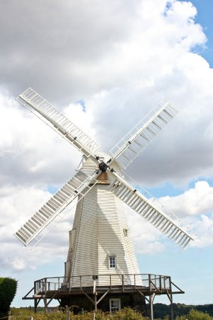 White Windmill - Woodchurch