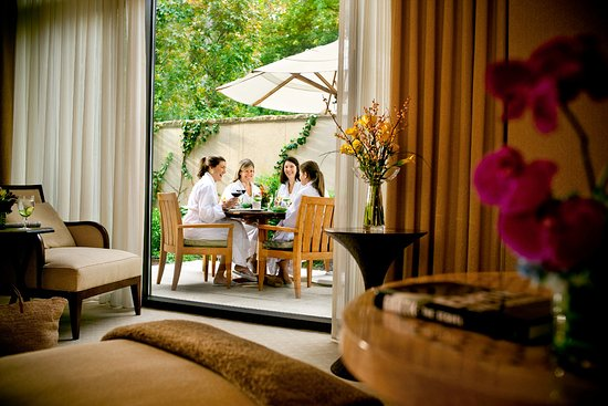The Umstead Spa: Relax and restore your senses in a serene environment