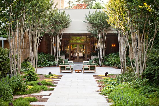 Cary, Kuzey Carolina: Welcome to The Umstead Spa